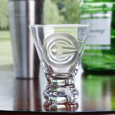 Ray Cash Care Martini Cocktail Glasses