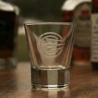 Ray Cash Care Shot Glass