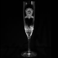 Waterford Crystal Champagne Flute Glass
