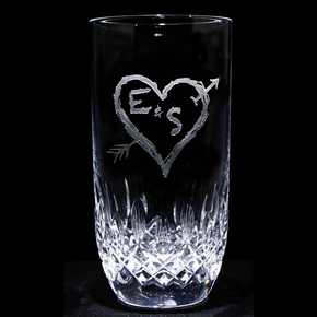 Waterford Crystal Wedding Gifts, SET of 4
