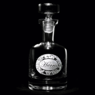 Engraved Whiskey Scotch Decanters for Women