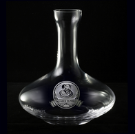 Wine Decanters, Personalized Etched