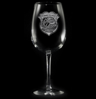 World's Best Dad Wine Glass