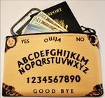 Neoprene Zippered Bag  (OUIJA) (MEDIUM)