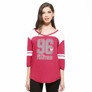 47 Brand Pink in the Rink  Cotton Jersey Tee