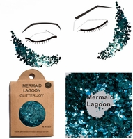 Mermaid Lagoon Glitter