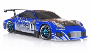 1/10 2.4Ghz Exceed RC Electric DriftStar RTR Drift Car (Carbon Blue)