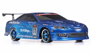 1/10 2.4Ghz Exceed RC Electric DriftStar RTR Drift Car Light Blue Version