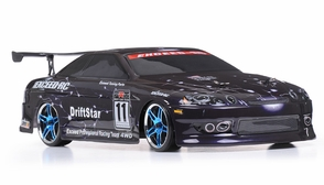 1/10 2.4Ghz Exceed RC Electric DriftStar RTR Drift Car (Purple Version)