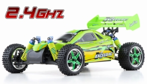 1/10 2.4Ghz Exceed RC Electric SunFire RTR Off Road Buggy (Baha Green)