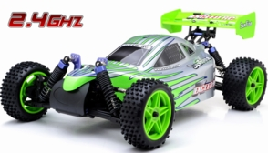 1/10 2.4Ghz Exceed RC Electric SunFire RTR Off Road Buggy (Green)