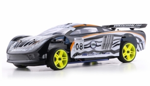 1/10 2.4Ghz Exceed RC Nitro Gas Powered Ultra RTR On Road Racing Car Fire Black
