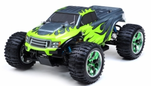 1/10 Exceed RC Brushless PRO 2.4Ghz Electric Infinitive EP RTR Off Road Truck (DD Green)