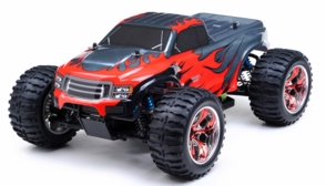 1/10 Exceed RC Brushless PRO 2.4Ghz Electric Infinitive EP RTR Off Road Truck (DD Red)
