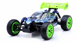 1/16 2.4Ghz Exceed RC Blaze EP Electric RTR Off Road Buggy (Fire Blue)