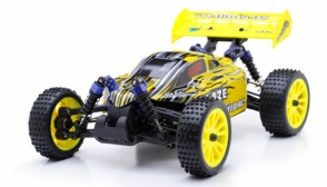 1/16 2.4Ghz Exceed RC Blaze EP Electric RTR Off Road Buggy (Hyper Yellow)