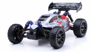 1/16 2.4Ghz Exceed RC Blaze EP Electric RTR Off Road Buggy (Max Red)