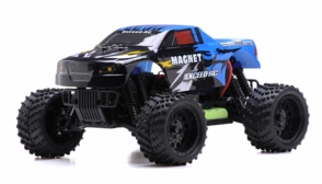 1/16 2.4Ghz Exceed RC Magnet EP Electric RTR Off Road Truck Sava Blue