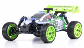 1/16 Exceed RC Blur Nitro Remote Control RC Buggy (MaxGreen 2.4G RTR)