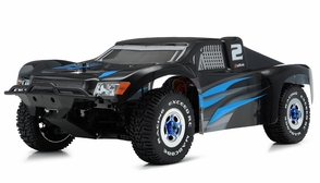 1/8Th Mad Code Short Course Racing Edition Almost Ready to Run ARTR  Rally Car w/ Brushless/ESC (Blue)