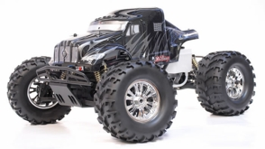 1/8TH Scale Exceed RC Nitro Gas Powered Monster Truck MadBeast w/ .28 Engine Almost Ready to Run ARTR