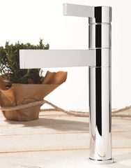 Caso Max Ultra Modern Bathroom Faucet | Chrome
