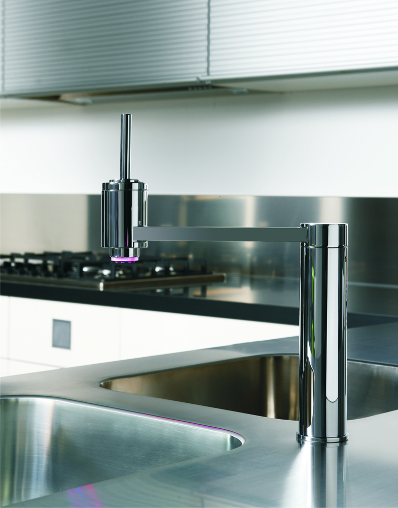 Ultra Modern Kitchen Faucets