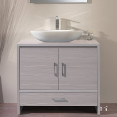 GIVA_18 Ultra Luxury Veneered Wenge Bathroom Vanity