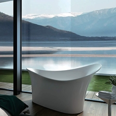 Modern Freestanding Bathtub