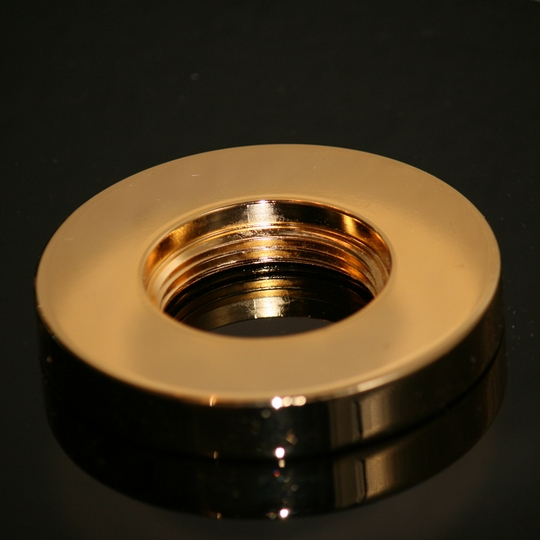 Modern Vessel Sink Mounting Ring