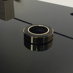 MOUNTING DISC | POLISHED GOLD