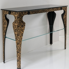 MURANO GLASS VANITY 48"