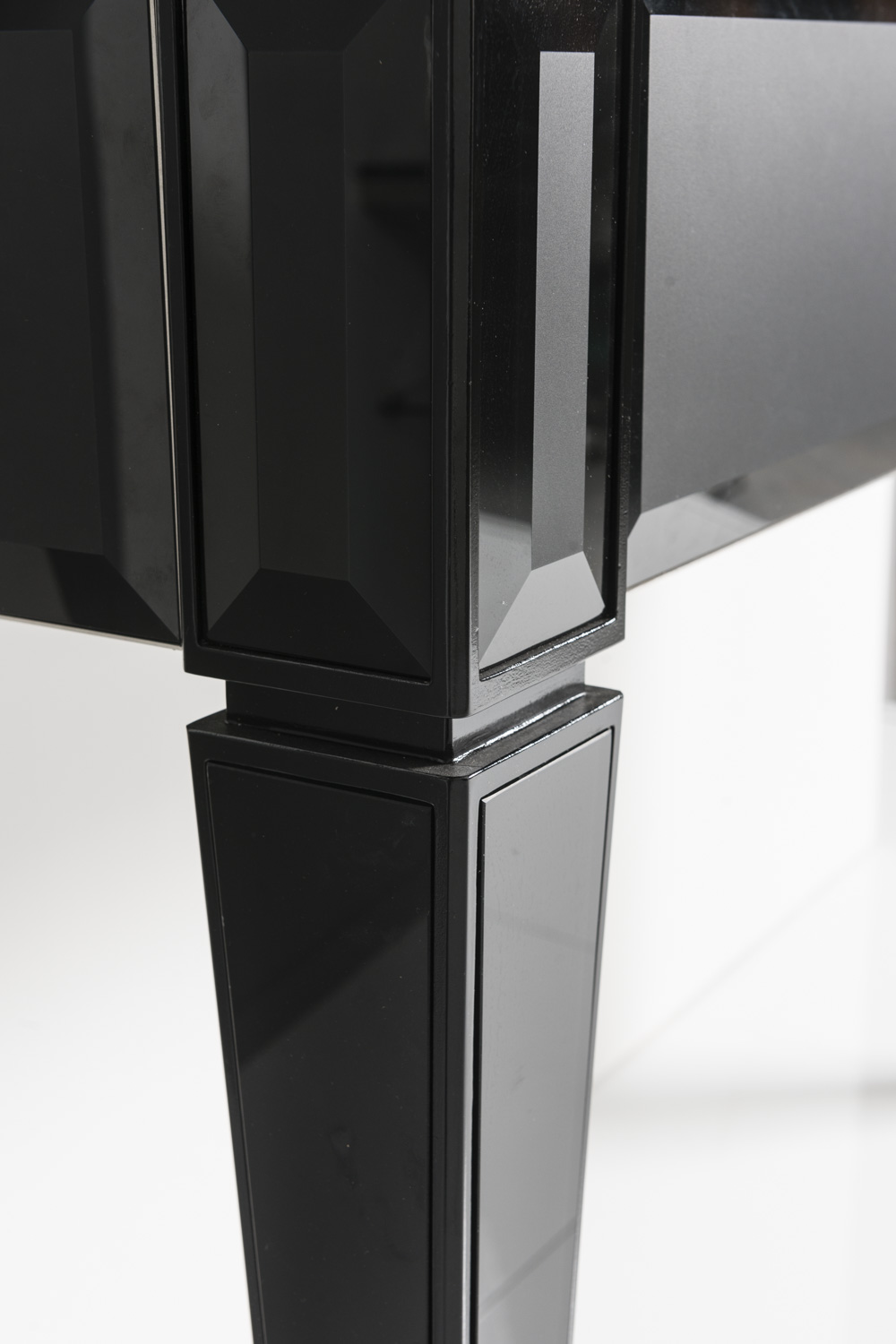 Murano Glass Vanity 55 Quot Black