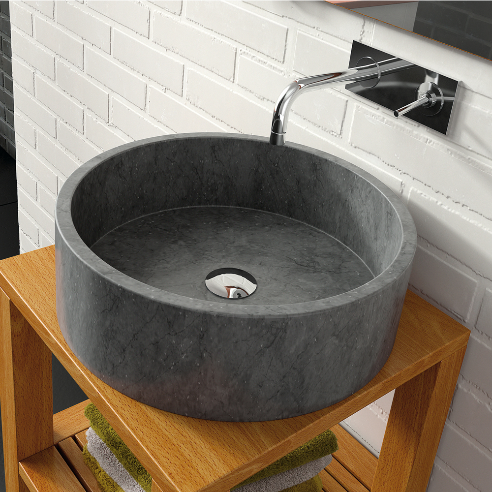 Stone Sink Bathroom - Vesel sink