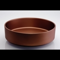 PERT RHO METAL BRUSHED COPPER