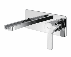 Trending Wallmount Waterfall Bathroom Faucet