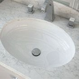 Vitra Undermount Bathroom Sinks