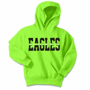 Holy Trinity Adult Lime Green Hoody
