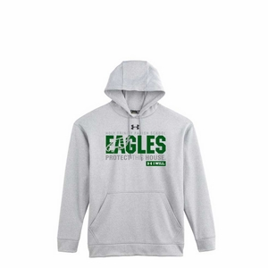 Holy Trinity Eagles Protect This House Youth UA Team Hoodie