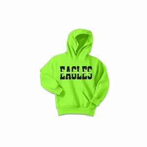 Holy Trinity Youth Lime Green Hoody