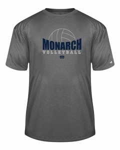 Monarch Volleyball Carbon Heather