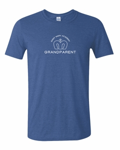 Saint Mary Academy Grandparent T-Shirt Heather Royal