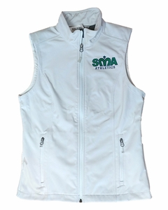 SMA Athletics Ladies' Vest Marshmallow