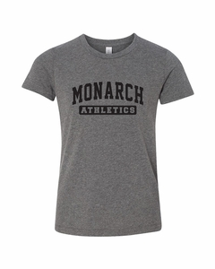 SMA Monarchs Athletics Youth SS Tee