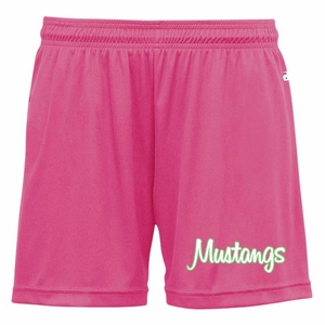 SMM Ladies' Shorts Pink