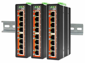 IFS-800, Non-managed 8-port Fast Ethernet Switch
