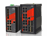 IGS-1608SM-SE-E, 16x10/100/1000Base-T+ 8 x 100/1000Base-X SFP GbE Switch with SyncE & IEEE 1588V2