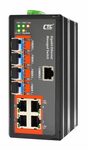 IGS-404SM, Industrial Managed Gigabit Switch