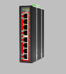 IGS-800-E, Unmanaged 8 Port Gigabit Industrial Switch