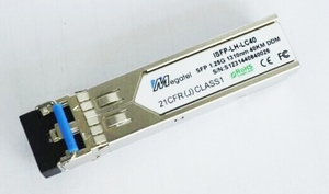 ISFP-LH-LC40, Rugged SFP Module for 1.25G SM 1310nm and 40Km